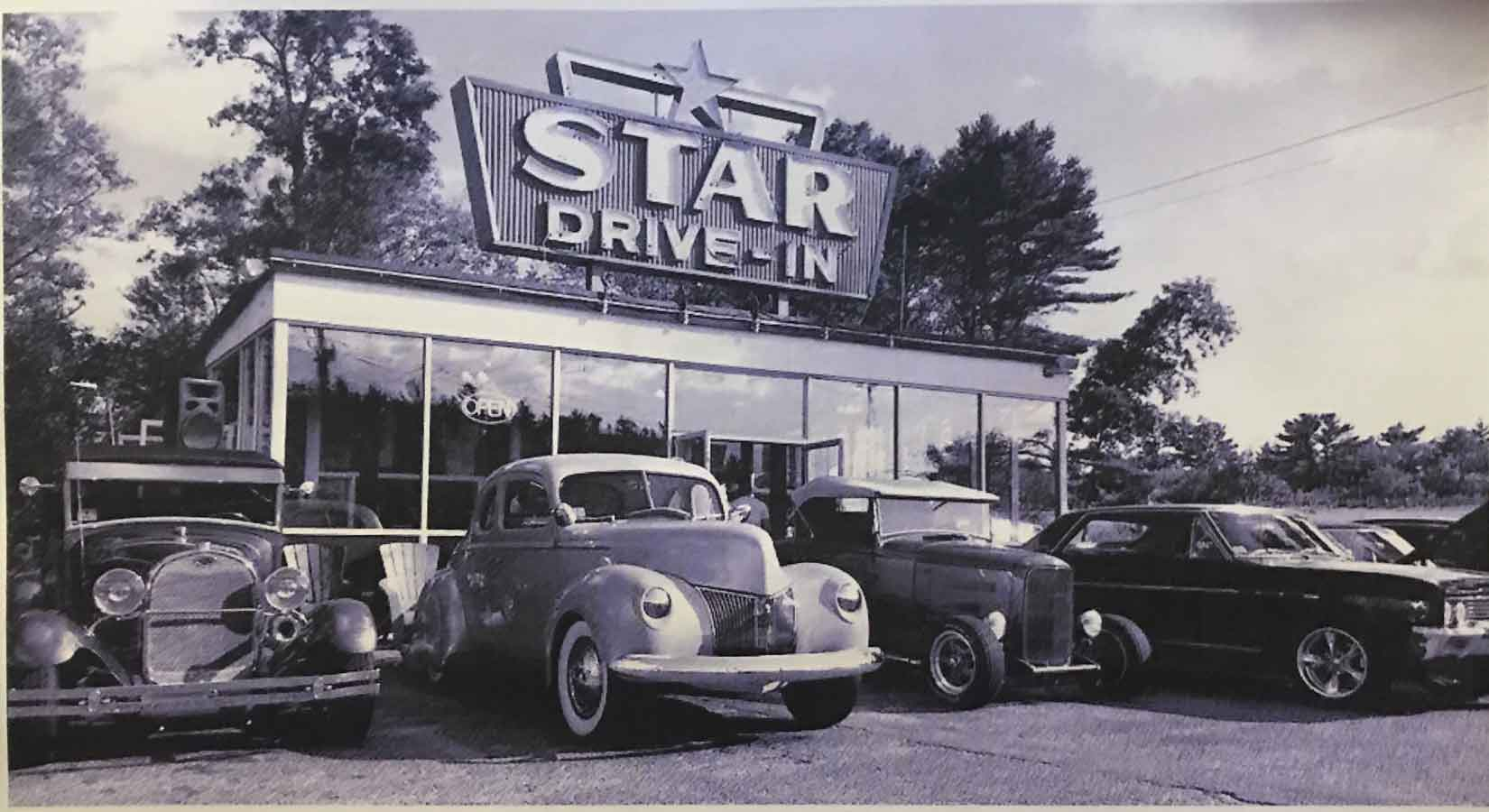 Chow Down on Mouthwatering Food at The Star Drive-In